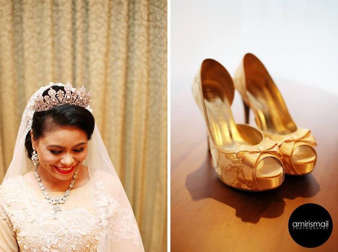 Muslim Wedding by Christy Ng Shoes - 005
