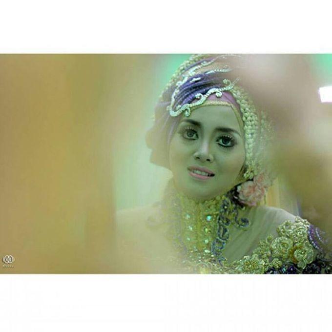 Pengantin Muslim by Puri Matahari Rias Pengantin - 005