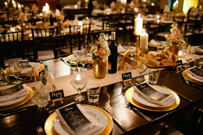 Osteria Wedding by Gold Coast Wedding Hire - 009