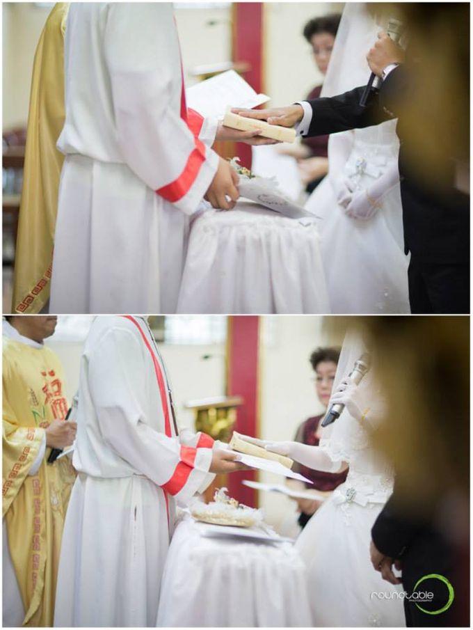 Hadi & Eveline Wedding by Adel's House of card - 002