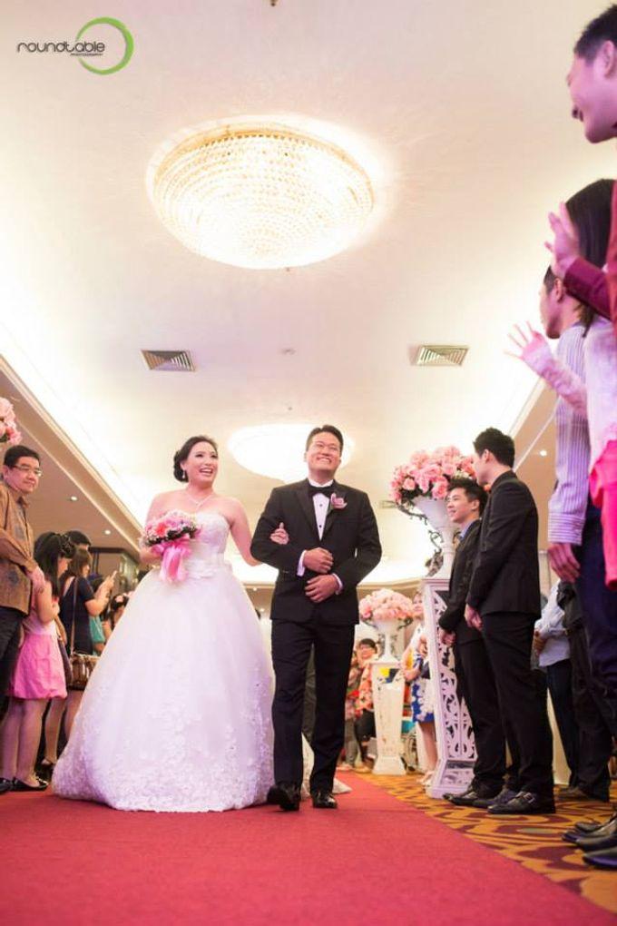 Hadi & Eveline Wedding by Adel's House of card - 003