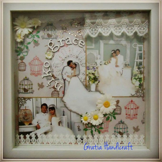 Scrapbook in Frame by Gratia Handicraft - 011