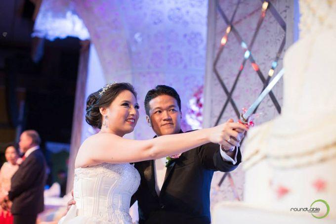 Hadi & Eveline Wedding by Adel's House of card - 004