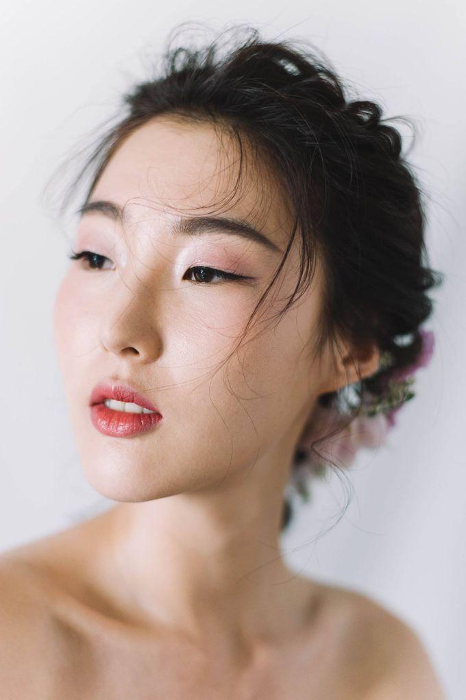 Glamorous Elegant Timeless by Makeup Maestro Weddings - 002