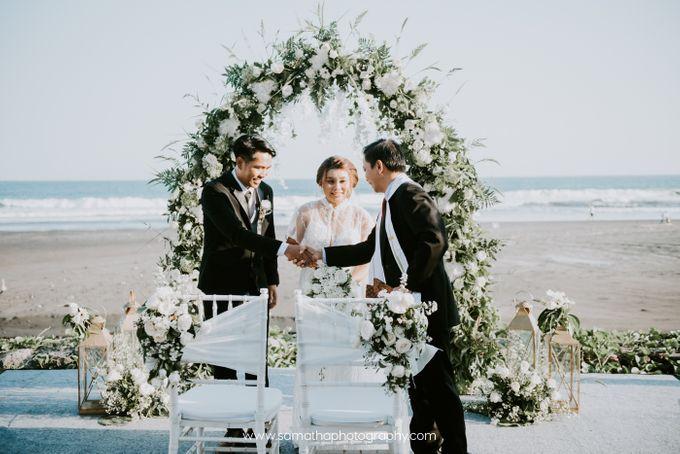 The wedding of Paschalia & Margita by Dona Wedding Decoration & Planner - 026