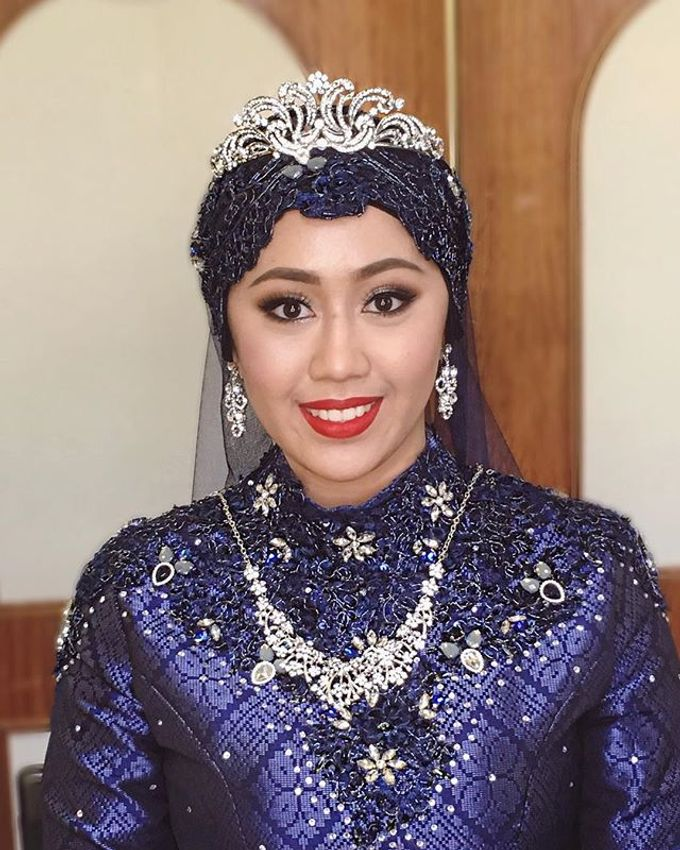 Bridal Services by Karen Then Makeup and Hair Styling - 011