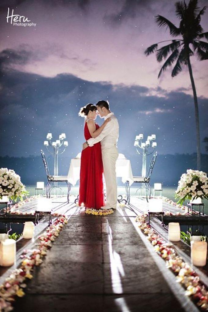 Bali Wedding Photo ~ Zhang Min & Wang YingPing by Heru Photography - 012