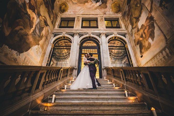 Luxury wedding in Venice by CB Photographer Venice - 039