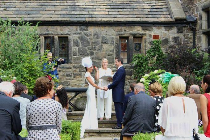 Weddings by Upper House Hayfield - 009