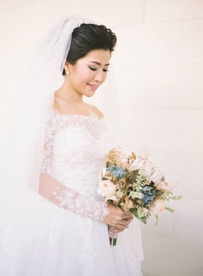 Indah & Robin Wedding by Angga Permana Photo - 014