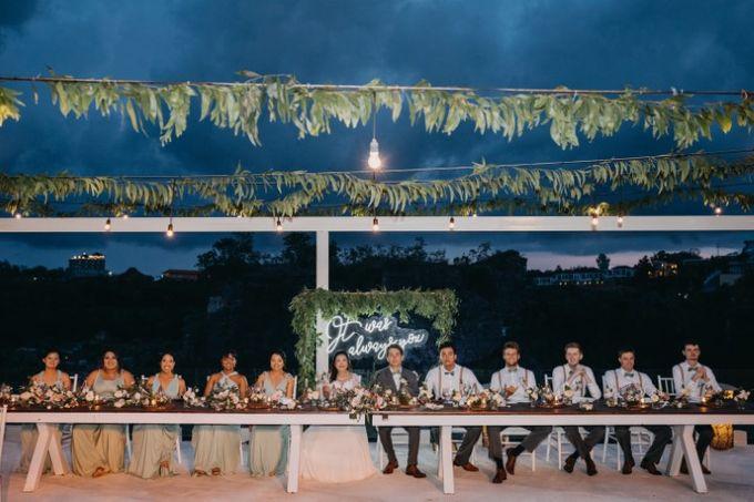 Jessica & Antonio Wedding by Bali Brides Wedding Planner - 034