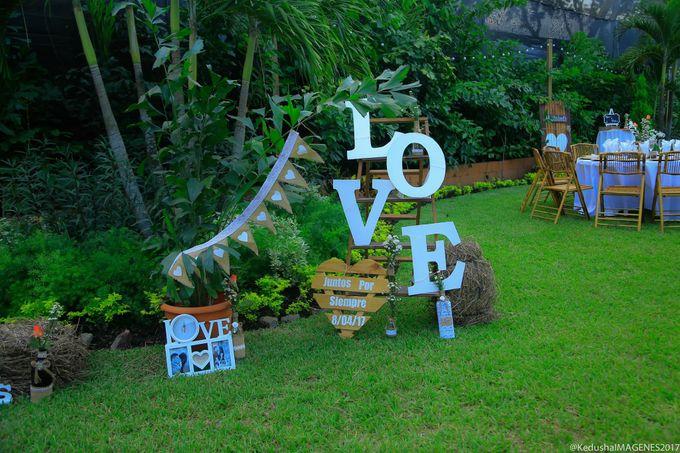 Vintage Love by Novias con Brillo - 012
