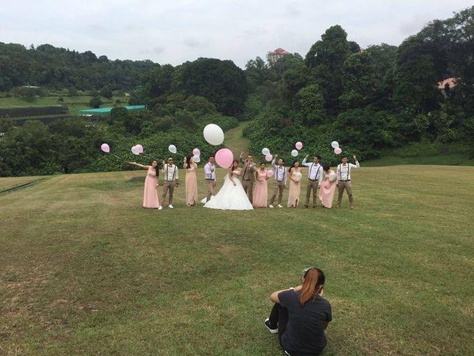Fairytale Wedding by Z Wedding Design - 026