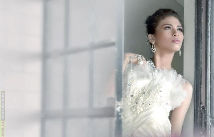 Wedding Gowns by ferdie sayo couture - 002