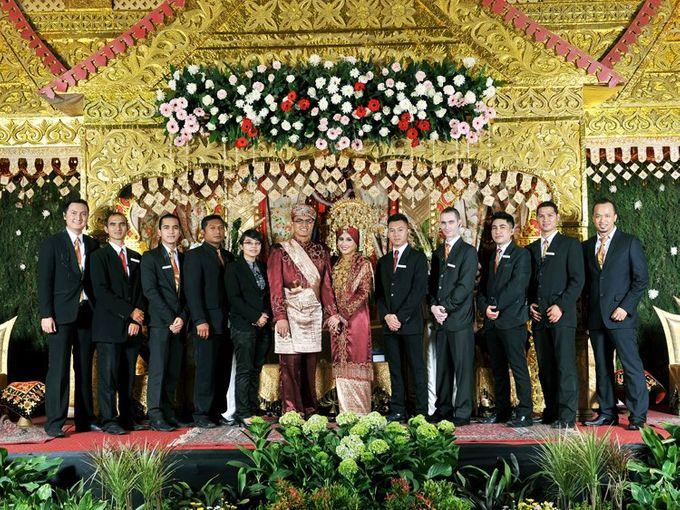 The Wedding Of Utami & Hafidz by Alux's Event & Wedding Creator - 004