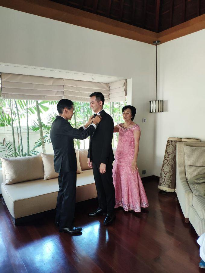 Lawrence & Karen Wedding by Love Bali Weddings - 003