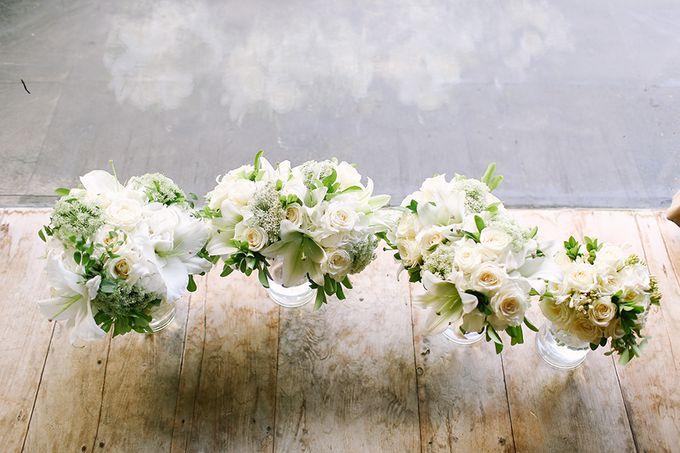 Organic Elegance in Seventh Heaven by Hari Indah Wedding Planning & Design - 006