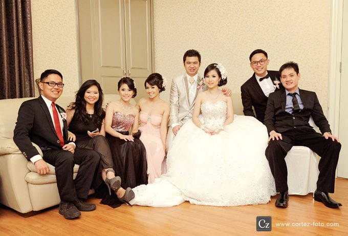 The Wedding of Hans & Ninik by Cortez photography - 017