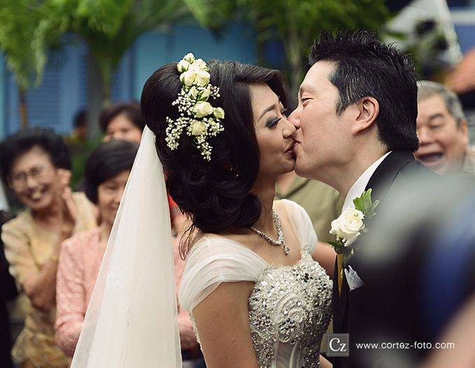 The Wedding of Alex & Chelsya by Cortez photography - 017