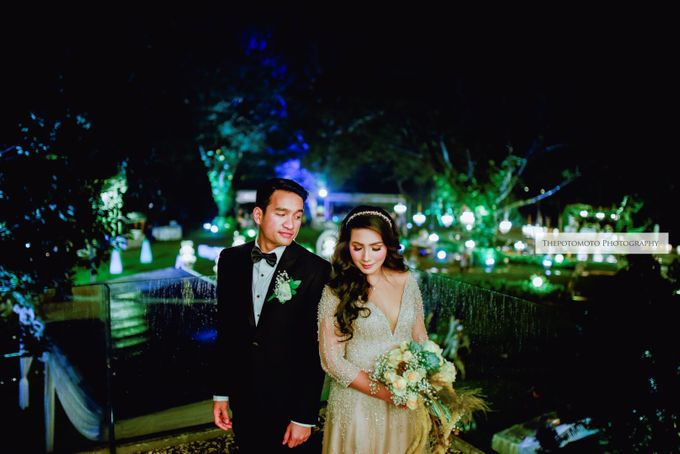 BETHILA & OBED by Raffles Hills Cibubur - On Green Garden Venue - 009