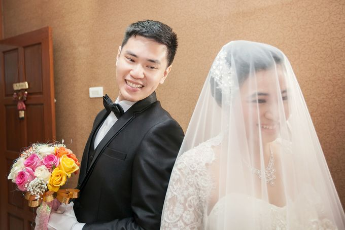 Wong & Devy - Wedding Day by HD Photography - 016