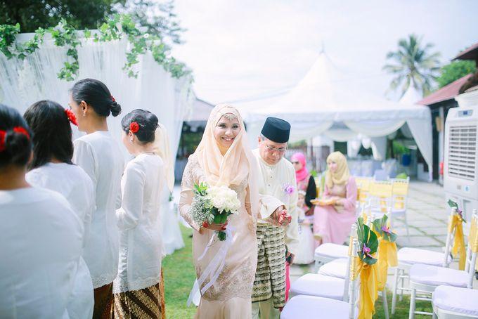 RAIHANA & MOHAMMAD by The Rafflesia Wedding & Portraiture - 015