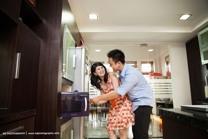 Bion & Juli - Pre wedding by HD Photography - 011