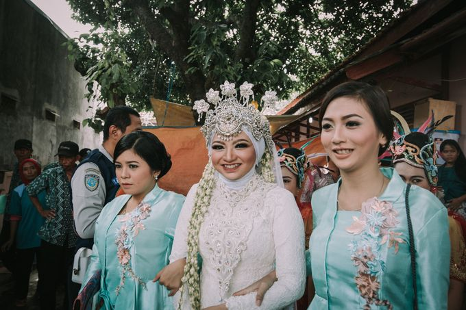 Mutia & Arief Wedding by Kanva Pictura - 017