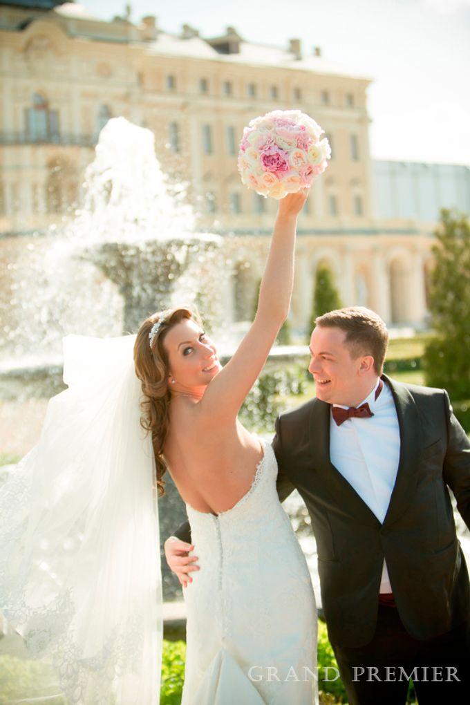 Wedding in the Konstantinovsky Palace by Grand Premier - 029