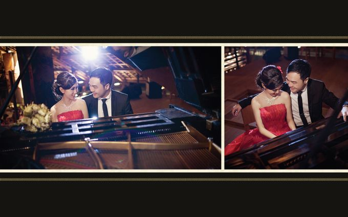 Pre Wedding & Wedding Alvin and Novita back at 2014 by Luciole Photography - 004