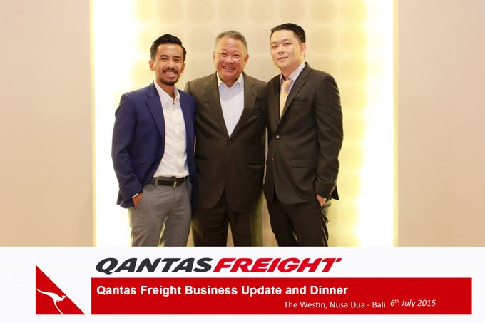 Qantas Freight Business Update and Dinner by Happy Moment PhotoBooth - 004
