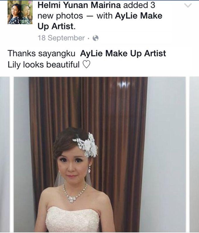 Testimoni by Aylie Make Up - 018