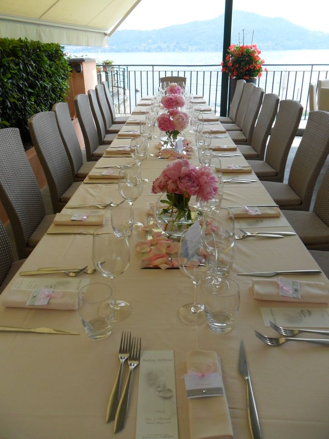 Romantic light pink wedding by Sogni Confettati - 033