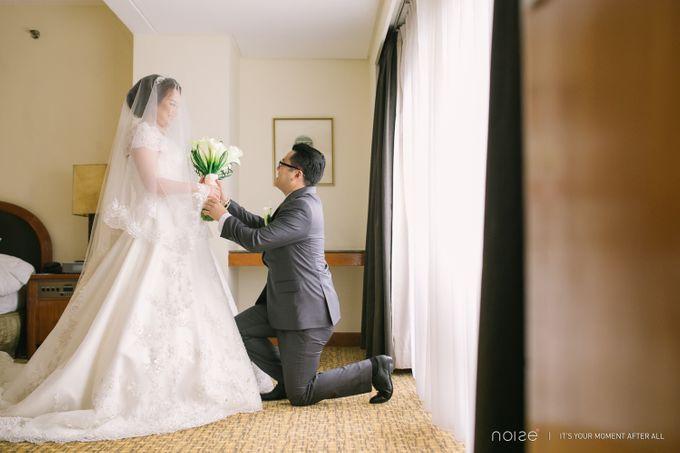Tie the knot Ariel & Stephanie by Hotel Aryaduta Jakarta - 017