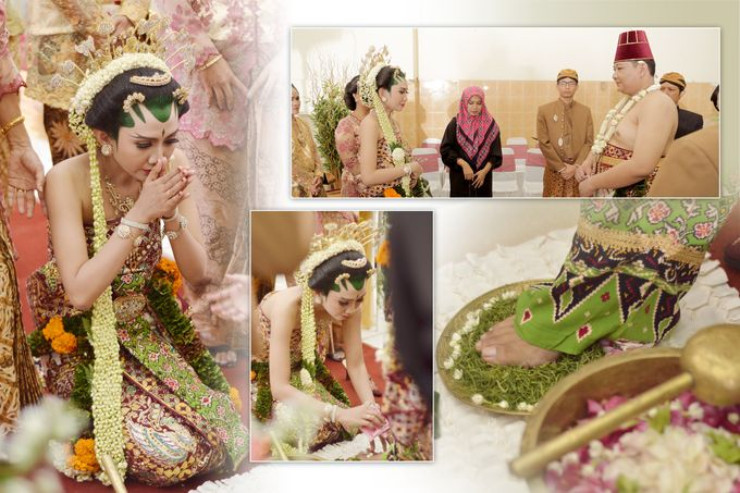 Wedding Day -  Arya & Riesta by Ennea Pictures - 010