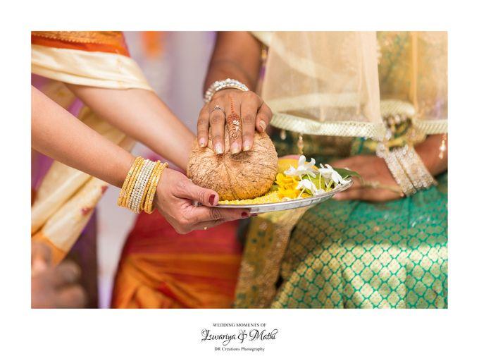 Wedding of Ishwariya & Mathi by DR Creations - 017