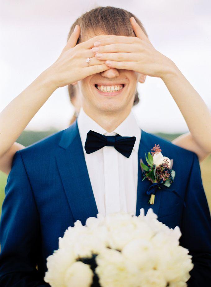 Golf club wedding for Nikolay and Kristina by BMWedding - 017