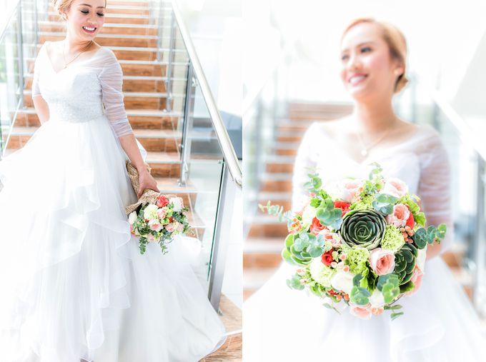 Reymhar & Hannah Cebu Wedding by Joseph Requerme Photo - 016