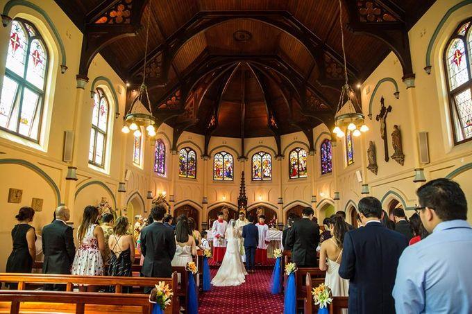 My amazing dream wedding by SS Florist - 012
