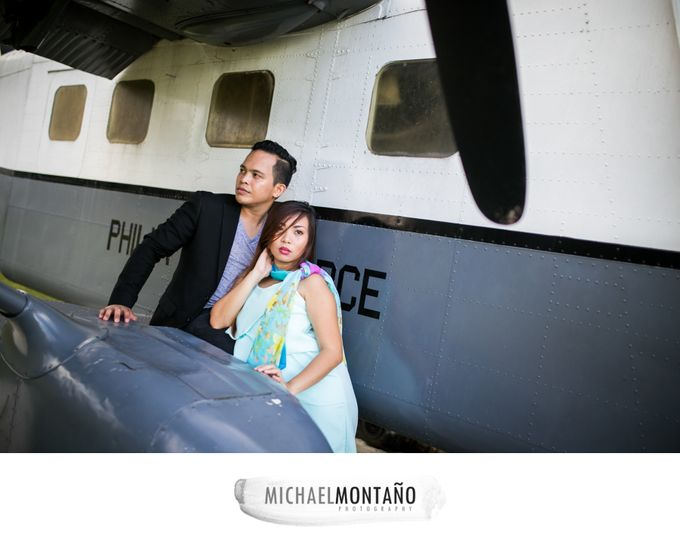 Jai & Jun Engagement Session by Michael Montaño Photography - 016