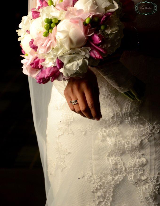 Ahmed & Duaa Wedding by Chic Design - 008