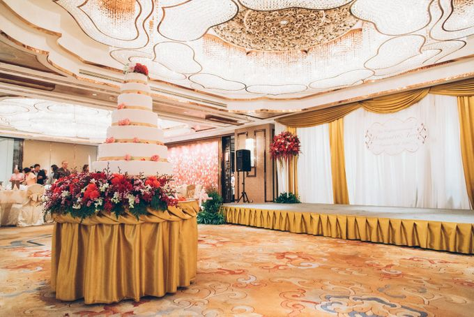 a glimpse of our venue by Shangri-La Hotel, Bangkok - 017