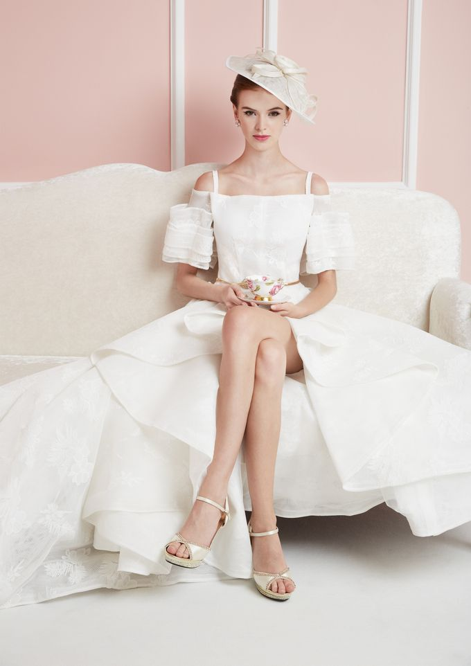 Pink & Audrey Wedding Collection by Digio Bridal - 017