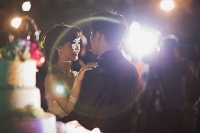 Garden Wedding of Ricky & Inggrid by All Occasions Wedding Planner - 006