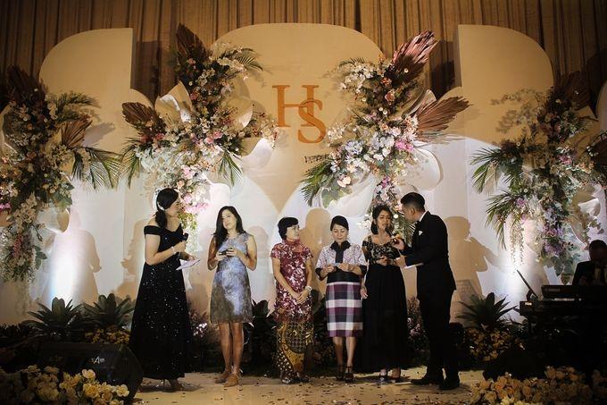 Wedding of HENDRY & SISCA by Aldo Adela MC & Magician - 005