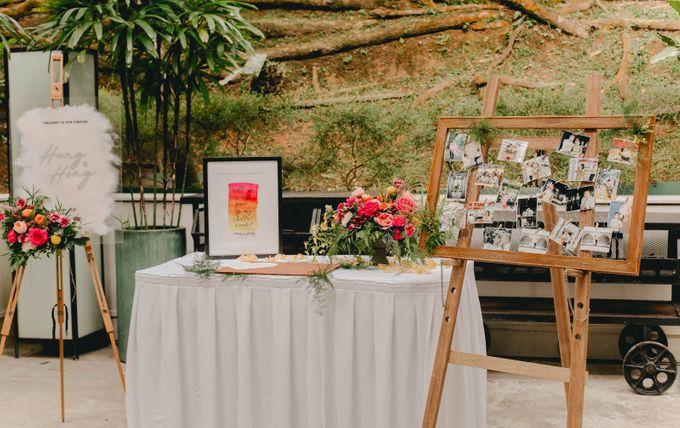 Venue Floral Decor by The Bloomish Eden - 008