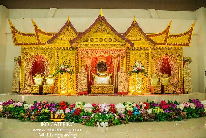 Dekorasi Pelaminan by IKO Catering Service dan Paket Pernikahan - 008
