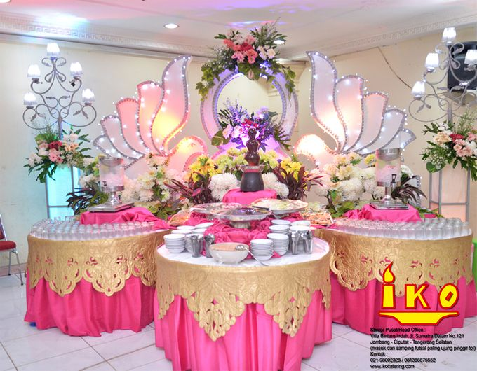 Sweet Corner by IKO Catering Service dan Paket Pernikahan - 022