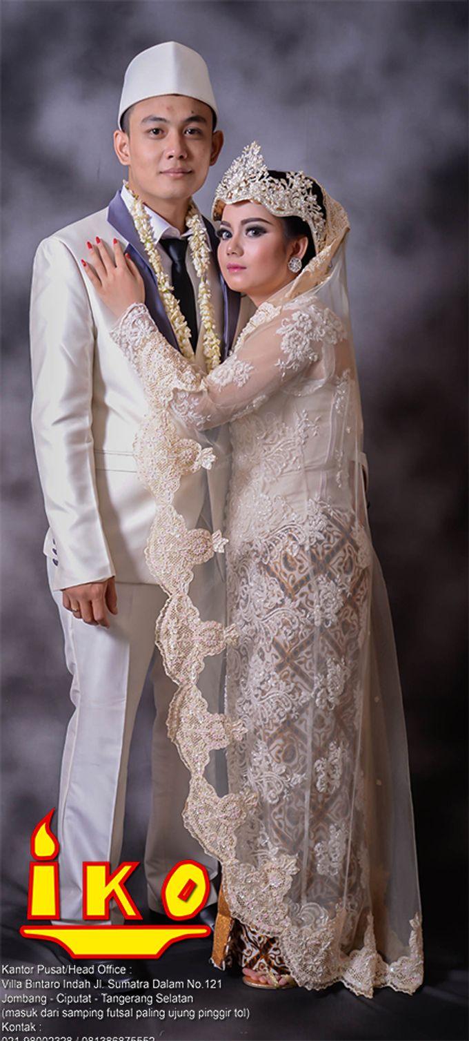 Rias & Busana Pengantin by IKO Catering Service dan Paket Pernikahan - 045