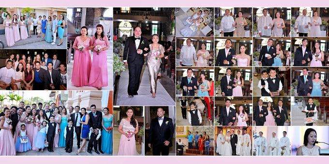 WEDDING PHOTO-VIDEO COVERAGE by CJC PHOTOGRAPHY ASIA CORPORATION - 010